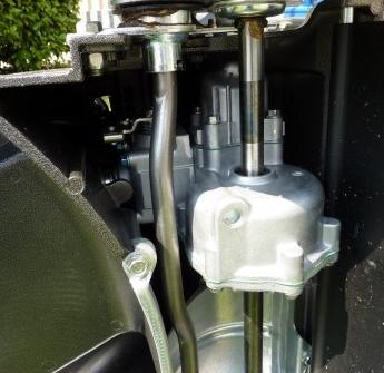 Boite de vitesse tondeuse à gazon